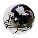 Ravens Porcelain Flat Round Ceiling Fan pull or Ornament Football 28782415