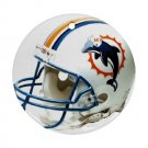 Miami Dolphins Porcelain Flat Round Ceiling Fan pull or Ornament Football 28783266
