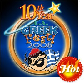 LA Greek Festival - 35 Points