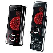 Lg Kg800 Unlocked Chocolate Tri-Band Phone