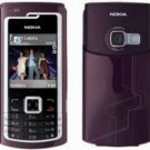 Nokia N72 Plum Tri-Band Unlocked Cell Phone