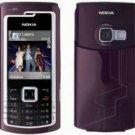 Nokia N72 Plum Tri-Band Unlocked Cell Phone