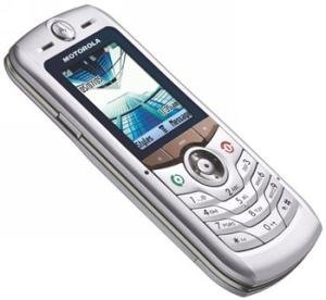 Motorola L2 Tri Band Cell Phone (unlocked)