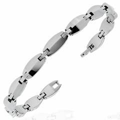 Tungsten Carbide Bracelet - 7mm