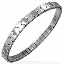Stainless Steel Stretchable Bracelet