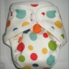 Lolli Dots - Snazzy Cloth Diaper (RM 68)