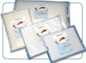 Toddler Safety Pillow with Nano Silver Cover, RM 55
