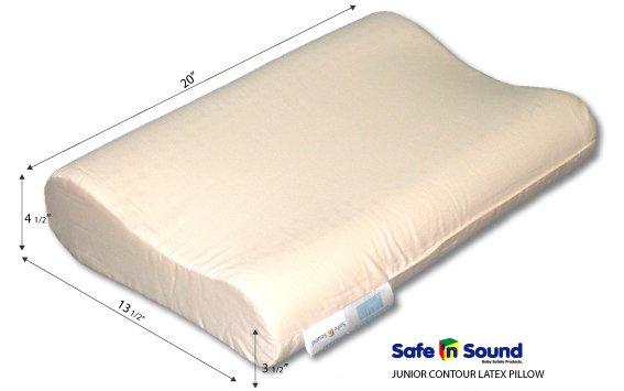 Junior Contour Pillow w. Nano Silver Cover, RM 169