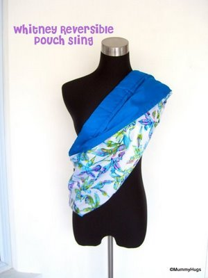 Whitney White & Abstract Floral Rose Silk with Satin Cotton Dark Aqua Blue