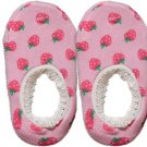 Japan Baby Low-cut Anti-Slip Socks - Pink Strawberry, RM 12/pair