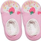 Japan Baby Low-cut Anti-Slip Socks - Pink Cupcake, RM 12/pair