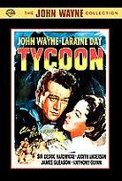 TYCOON - THE JOHN WAYNE COLLECTION - WARNER NEW DVD