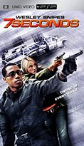 7 Seconds UMD Movie VIDEO For Playstation PSP NEW and SEALED, with Wesley Snipes