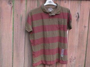 Arizona Jean Company Men's Rugby Stripe Polo Shirt - XXL