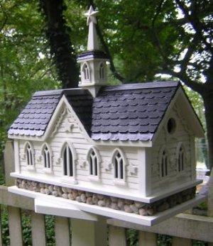 Starbarn Birdhouse