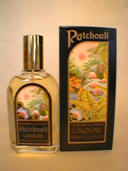 Crabtree Evelyn Patchouli Cologne Discontinued Rare 3 4