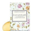 Crabtree Evelyn SINGLE Bath Soap Savannah Gardens FS • 3.5 oz  DISC Rare