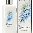 Crabtree Evelyn Body Lotion Wisteria 8.5 oz. original version  NIB
