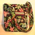 Vera Bradley Hipster crossbody shoulder bag Botanica  NWT Retired tablet e-reader case