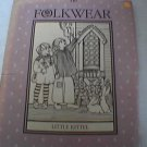 Folkwear Little Kittel Children's Smock - Paper Pattern #110 - costume - renaissance