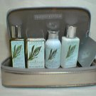 Crabtree Evelyn Cosmetic Case classic Lily of the Valley Holland Park traveler • GIFT