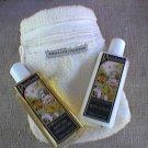 Crabtree Evelyn  Patchouli Bath Shower Gel Lotion    6.8 oz x 2   Disc