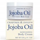 Crabtree & Evelyn moisturising Body Cream Jojoba Oil  with beeswax