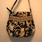 Vera Bradley Hannah small purse girls handbag Yellow Bird  NWT Retired