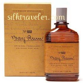 Bath Body Works C O Bigelow Bay Rum No 032 Original