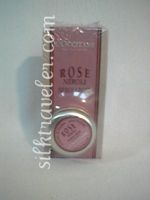 L occitane Neroli Rose EDT + Solid Perfume � 1.7 oz 50 ml �  Perfume Sealed Gift Exclusive