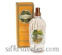L'occitane Feuilles d'Oranger Orange Leaves Essential Oil 4.2 oz. 125ml EDC �  Disc fragrance FS