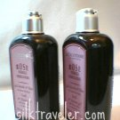 L occitane Neroli Rose Bath & Shower Gel x 2 • 8.4 oz. Very Rare