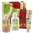 Thymes Fig Leaf & Cassis Gift Set  Body Wash Bath Salt Lotion Rollerball Cologne Travel