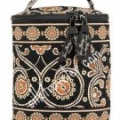 Vera Bradley Cool Keeper Caffe Latte  NWT Retired insulated travel cosmetic bottle bag food tote