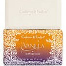 Crabtree Evelyn Bath Soap Vanilla FS large 5.2 oz. Sweet Almond, Musky Woods