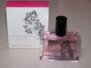 Crabtree Evelyn EDP Spray + Solid Perfume roll-on in Found - NIB Disc'd