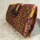 Vera Bradley Tiki Clutch Bali Gold  clutch purse evening bag wallet - NWT Retired FS