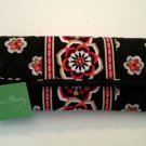Vera Bradley Sleek Wallet Pirouette  travel organizer  crossbody convertible bag  NWT retired