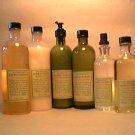 Bath & Body Works Soothing Body Oil Cedarwood Sage •  One 4 oz / 118 ml Rare Bottle