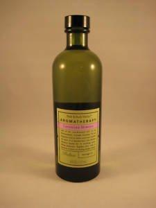 Bath Body Works Lavender Mimosa Massage Oil   discontinued HTF 4 oz.