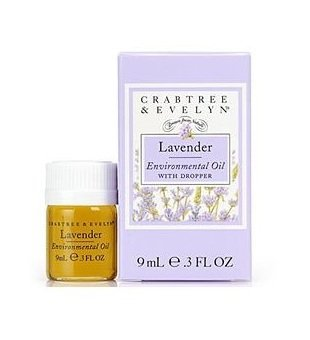 Crabtree Evelyn Home Fragrance Oil Lavender classic Disc formula diffuser warming home perfume FS