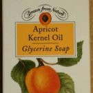 Crabtree Evelyn Apricot Kernel Oil Glycerine Soap FS  3.5 oz. box Discontinued & Rare