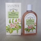 Crabtree Evelyn Bath & Shower Gel Sweet Almond Oil   250 ml 8.5 oz. DISC