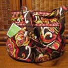Vera Bradley Morgan handbag purse tote shoulder bag • Puccini Retired NWT