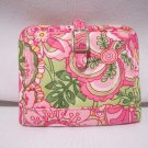 Vera Bradley Cards and Cuties • Photo ID Card case in Petal Pink Retired pre-owned