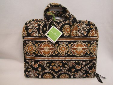 Vera Bradley Hanging Travel Organizer Caffe Latte NWT Retired �  makeup cosmetic case