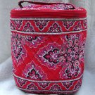 Vera Bradley Cool Keeper Frankly Scarlet NWT Retired insulated bottle bag travel cosmetic lunch tote