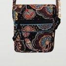 Vera Bradley Mini Hipster Kensington  purse crossbody organizer bag    Retired NWT