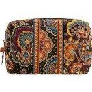 Vera Bradley Medium Cosmetic Kensington travel tech case bag Retired NWT