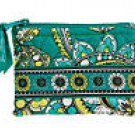 Vera Bradley Coin Purse ID credit card case Peacock  Retired VHTF